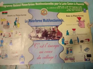 Agriculture 09Mankoula plateforme multifonctionnelle de 2007 en 2011 (2)
