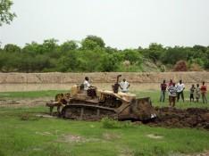 Agriculture Bouli travaux 2011