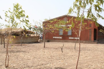 Agriculture Reboisement école de Palagré un des hameaux de Mankoula 2011 (3)