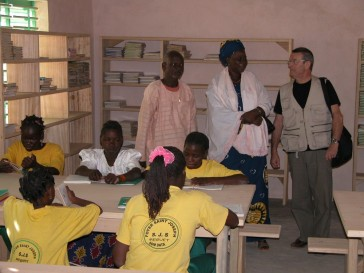 Education Bibli lycée Méguet 2005