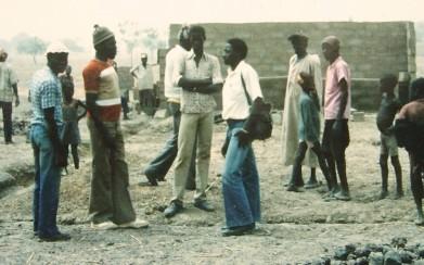 Site Mathieu construction école Mankoula 1985 peut être